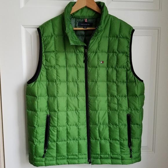 97a59da5f21 Tommy Hilfiger Jackets & Coats | Down Feather Vest | Poshmark